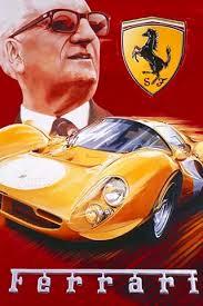 """Enzo La Ferrari """"compie"""" 900 Gran Premi. Romano Pisciotti. Romano Pisciotti"""