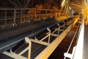 Conveyor belts 300x200 DUNLOP ARGENTINA Romano Pisciotti