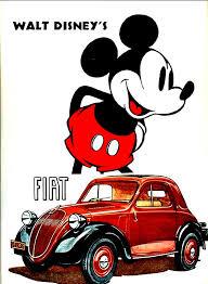 FIAT 1 DROPS OF MEMORIES Romano Pisciotti