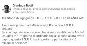 Gianluca Botti 300x157 G.R.A. Romano Pisciotti
