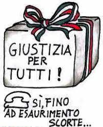 Giustizia per tutti Justice/Giustizia Romano Pisciotti