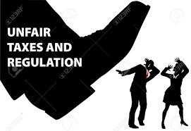 Unfair taxes LIFE & ARTICLES Romano Pisciotti