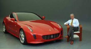 Ferrari Giugiaro 300x164 GIUGIARO & FERRARI Romano Pisciotti