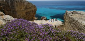 The beaches of Favignana 300x145 The beautiful Sicily Romano Pisciotti