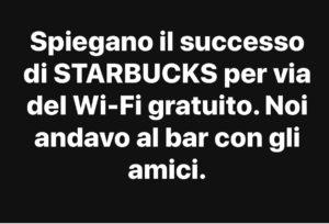 %name Starbucks Romano Pisciotti