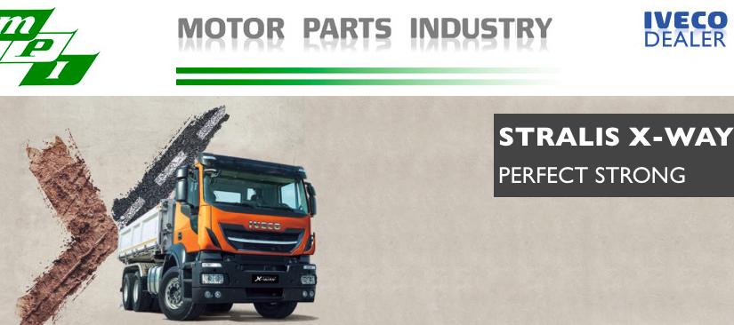 Motor Parts Industry – Nigeria