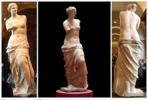Venere di Milo Parigi 300x204 Mito & Bellezza // Myth & Beauty Romano Pisciotti