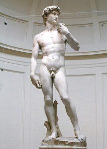 d122 215x300 David di Michelangelo Romano Pisciotti