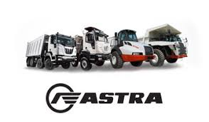 ASTRA IVECO Construction Equipment Market Romano Pisciotti