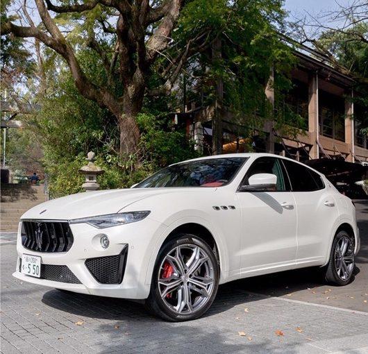 Maserati in Japan
