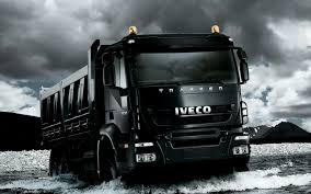 IVECO CAR IN BLACK Romano Pisciotti