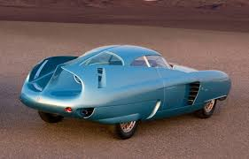 1954 Alfa Romeo BAT 7 Nuccio Bertone, Master of automotive design Romano Pisciotti