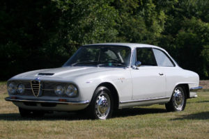 Alfa Romeo Sprint  300x200 Nuccio Bertone, Master of automotive design Romano Pisciotti
