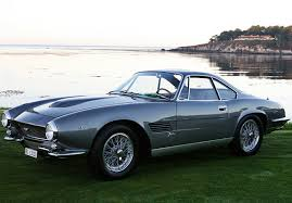 Aston Martin DB4 GT jet Nuccio Bertone, Master of automotive design Romano Pisciotti