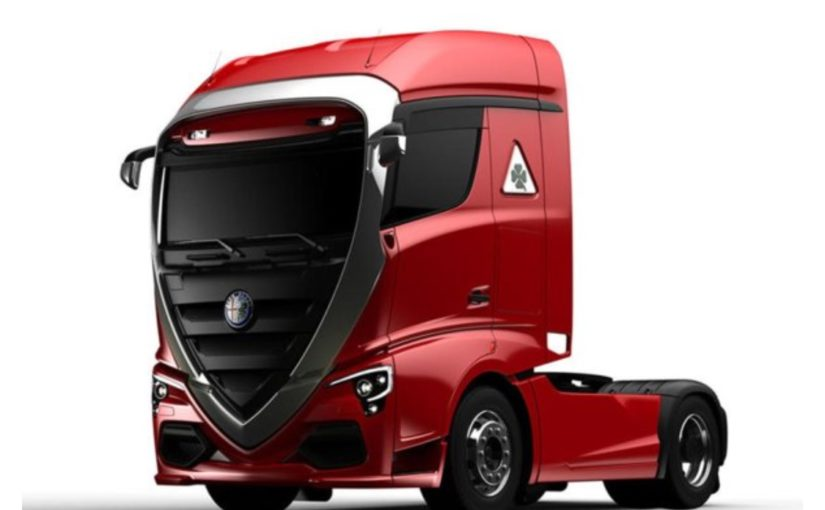Super Truck ALFA ROMEO