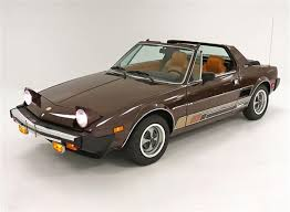 FIAT X19 Nuccio Bertone, Master of automotive design Romano Pisciotti