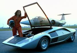 Lancia Stratos Nuccio Bertone, Master of automotive design Romano Pisciotti