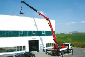 PALFINGER Cranes