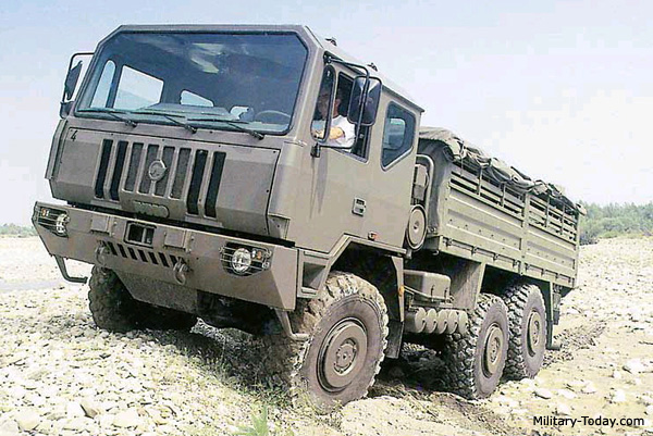 IVECO M250 Military trucks