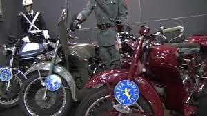 Vintage: motorcycle carousel