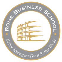 Rome logo Our students know that knowledge is the best form of investment for the future Romano Pisciotti