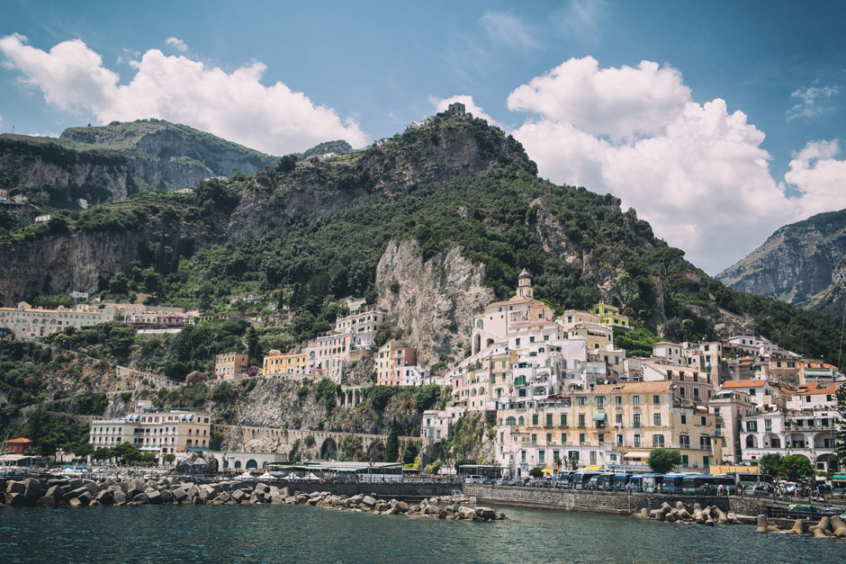 AMALFI The Maritime Republics Romano Pisciotti