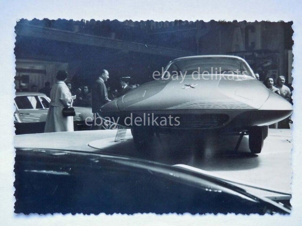 TORINO 1955 37 SALONE INTERNAZIONALE AUTOMOBILE auto car 1024x768 Gilda Romano Pisciotti