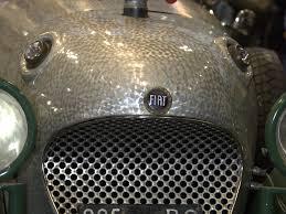 jhgf FIAT 509 A DELFINO Romano Pisciotti