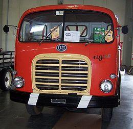 TIGRE Lo zoo FIAT // The FIAT zoo OM Romano Pisciotti
