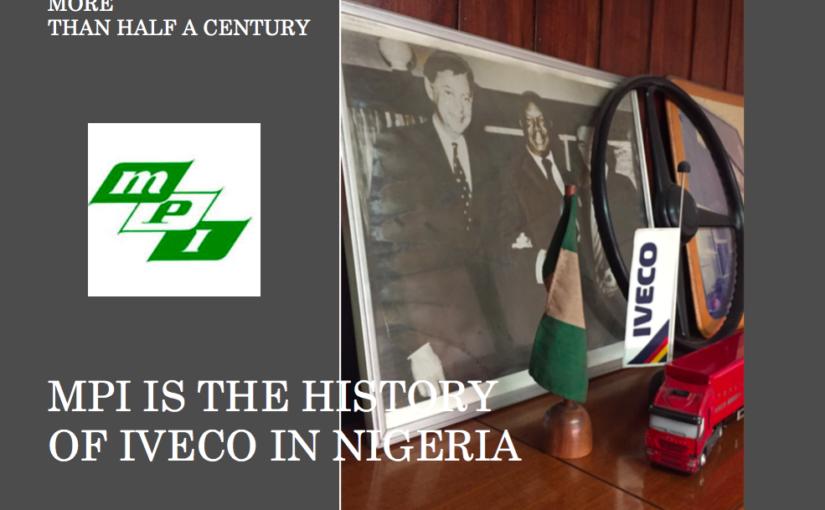 MPI – IVECO in Nigeria (INVESTMENT)
