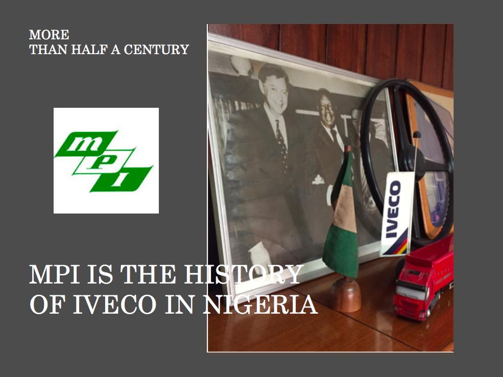 Schermata 2020 06 09 alle 11.18.54 MPI   IVECO in Nigeria (INVESTMENT) Romano Pisciotti