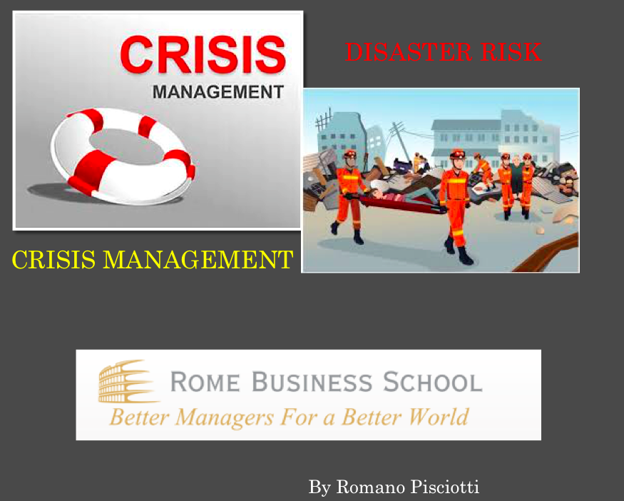 Schermata 2020 08 03 alle 08.58.54 Conflit & Crisis Romano Pisciotti