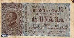 vecchia La moneta italiana compie 158 anni Romano Pisciotti