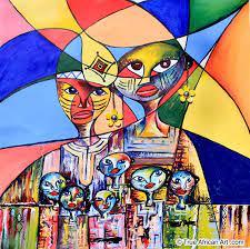 The contemporary art of Africa – L'arte contemporanea dell'Africa