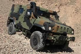 IVECO Light Multirole Vehicle
