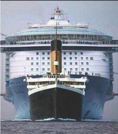 I rischi delle mega-navi, non solo a Venezia