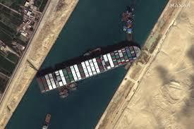 suez I rischi delle mega navi, non solo a Venezia Romano Pisciotti