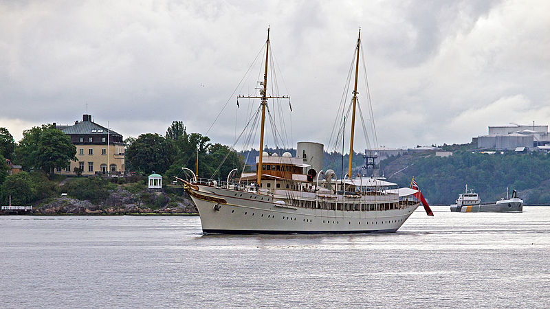 yacht 3 Classic super yacht Nahlin Romano Pisciotti