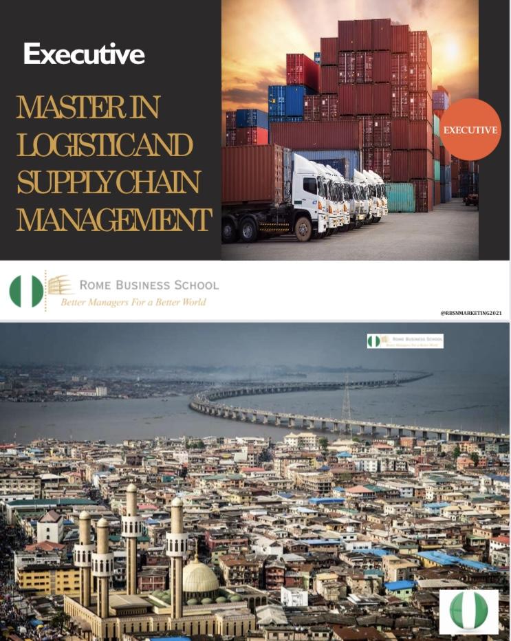 IMG 5042 Executive Master in Logistic & Supply Chain Management (LAGOS) Romano Pisciotti