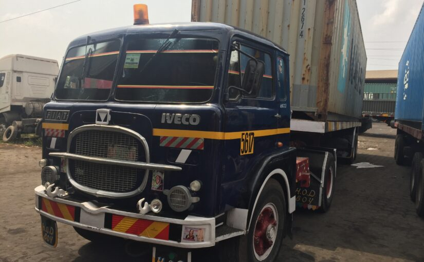 IVECO IN AFRICA, yesterday and today