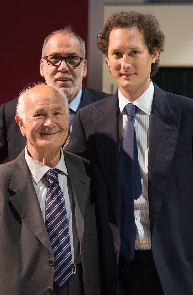 John ElkannGiovanni Antolini Romano Pisciotti 669x1024 IVECO IN AFRICA, yesterday and today Romano Pisciotti