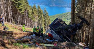 cabinovia caduta 330x173 IPOTESI SULLA TRAGEDIA DEL MOTTARONE (STRESA) Romano Pisciotti