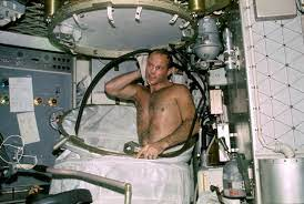 THE NAKED ASTRONAUTS