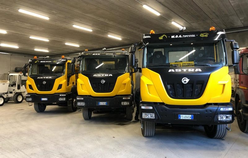 Astra – IVECO