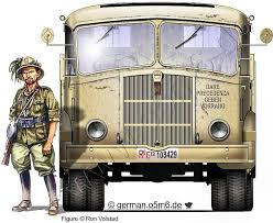 THE TRUCKS AND THE HISTORY OF THE PEOPLES