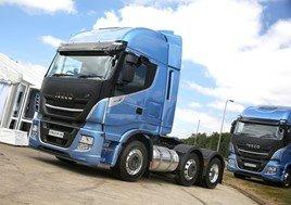 Natural Power trucks