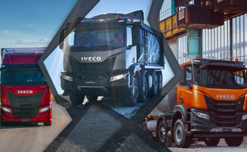 IVECO T-Way: presented the heir of the legendary Trakker