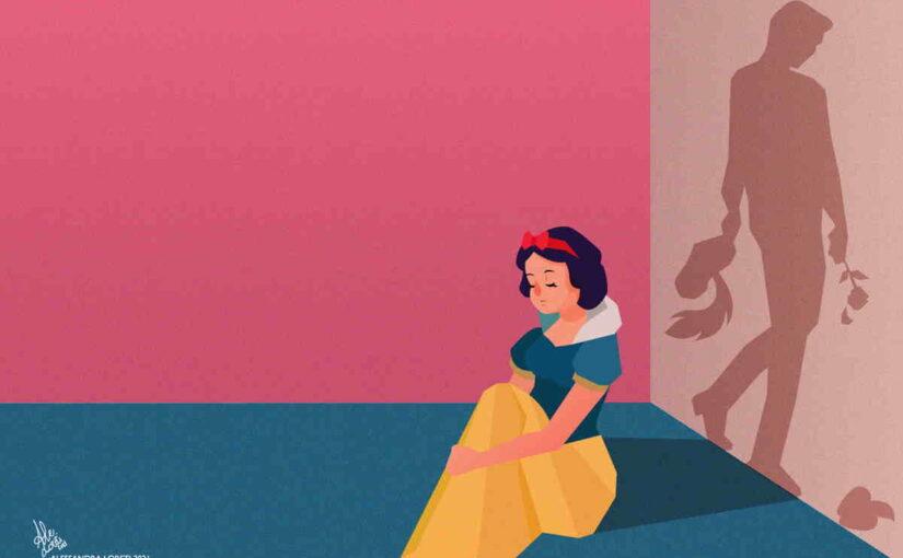 Il caso Biancaneve e del bacio del Principe